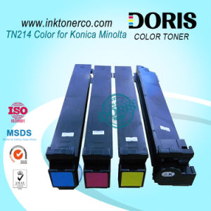 Tn214 Color Copier Toner for Konica Minolta Bizhub C353 C353p C253 C203 C210 C200 pictures & photos