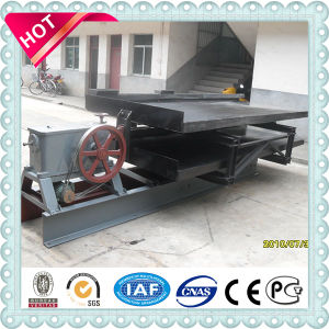 High Concentration Ratio and High Recovery Shaking Table