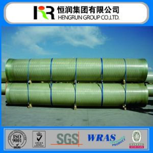 FRP Pipe (DN100-DN4000) for Construction / Water Supply pictures & photos