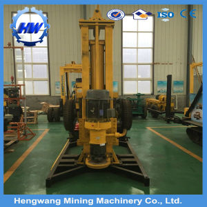Pneumatic Small Portable Air DTH Water Well Drilling Rig pictures & photos