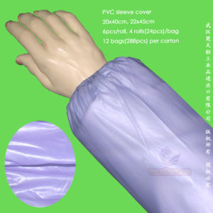 Disposable PVC Sleevelets pictures & photos