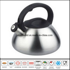 Stainless Steel Hot Tea Pot pictures & photos