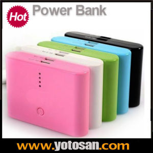 Emergency Charger 12000mAh Power Bank Portable Battery Charger pictures & photos