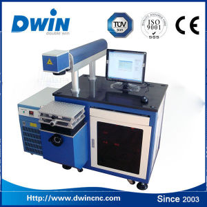 50W CO2 Laser Marking Machine on Glass/Rubber/Plastic/Wood Price pictures & photos