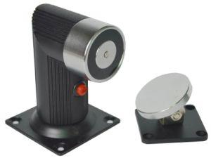 110 Lbs Smokeproof Floor Mount Electromagnetic Door Holder/ Door Stopper/Door Stop/ Door Catch/Magnetic Door Holder--Js-33 pictures & photos