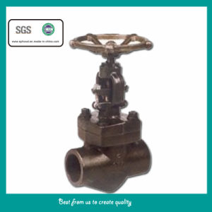 Forged Steel Stop Valve (F-05)