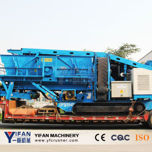 Good Performance Movable Crushing Station pictures & photos