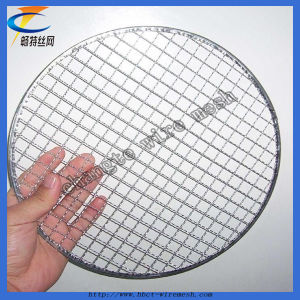 Professional Galvanized Wire Crimped Square Mesh pictures & photos