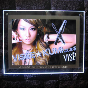 Outdoor Sign Crystal RGB Advertising LED Light Box pictures & photos