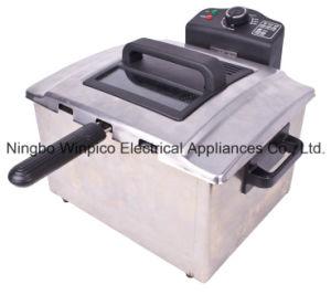 Stainless Steel 5L Fryer Immersion Element Deep Fryer