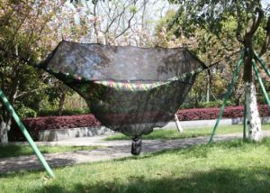 Portable Mosquito Net for Parachute Hammock Use in Jungle pictures & photos
