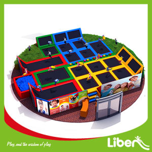 2016 New Design Kids Favorite Large Trampoline pictures & photos