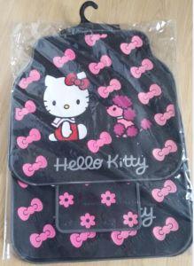 Latex Cartoon Mats/Hello Kitty Mats (Bt 1704) pictures & photos