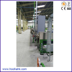 High Output PVC Wire Cable Extrusion Machine pictures & photos