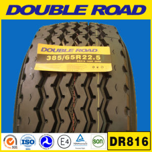 Doubleroad Heavy Duty Tubeless Radial Truck and Bus Tire 315 80 22.5 Radial Truck Tyre 385/80r22.5 pictures & photos