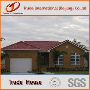 Light Steel Frame Mobile/Modular/Prefab/Prefabricated Comfortable Living Villa pictures & photos