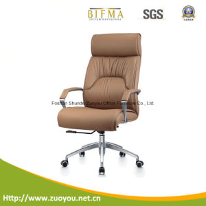 Dubai High Quality Reclining Leather Ergonmic Office Furniture Chair