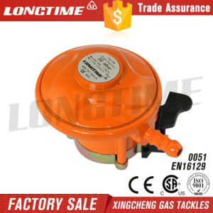 Quick on Low Pressure LPG Gas Regulator with Low Price pictures & photos