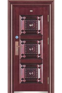 Steel Entrance Security Door (XY-8203)