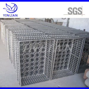 Heat Resistant Cast Steel Trays/Grid/Basket