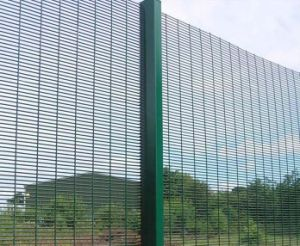 Powder Coated 358 Security Fence, Anti Climb Prison Fence pictures & photos