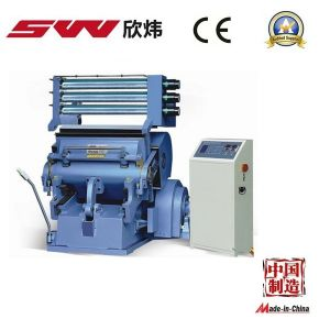 Hot Stamping Machine with CE Proved pictures & photos