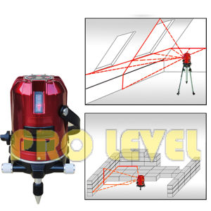 Self-Leveling 1V1h1d Laser Level (SK-198DP) pictures & photos