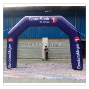 Super Quality Custom Made PVC Tarpaulin Inflatable Arch Door
