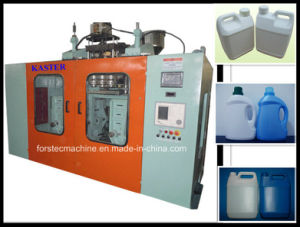 Double Stations for Bottles Blow Machine pictures & photos