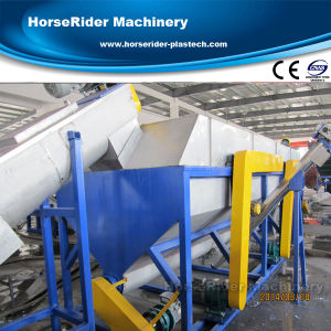 500kg/H PE Film Recycling Washing Line pictures & photos