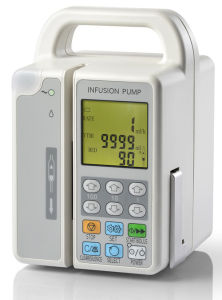 Peristaltic Finger Pump Infusion Pump (IP-01) pictures & photos