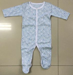 Newborn Gifts 100% Cotton Cute Design Baby Body Suit, Young Baby Clothes pictures & photos