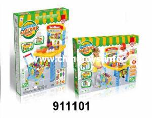 New Plastic Toys Kitchen Set (911110) pictures & photos