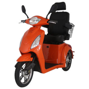 China Factory Supply 3 Wheel Electric Tricycle for Disabled pictures & photos
