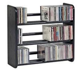 Three Layer Wood CD Racks (JHWOLIRADI08S)