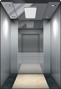 Small Machine Elevator Room Passenger Lift Running Stable OEM Provided pictures & photos