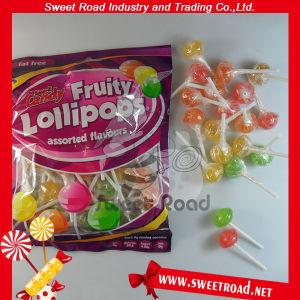 Colours Crystal Fruit Lollipop