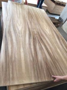 Natural Black Walnut Veneer MDF (E1 Glue) in Furniture pictures & photos