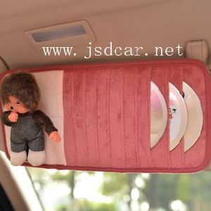 Cute Cartoon Doll Car CD Holder (JSD-P0009) pictures & photos