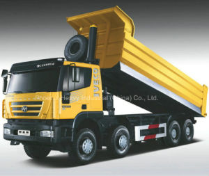 8X4 336HP Hongyan Iveco Jingang Dump Tipper pictures & photos