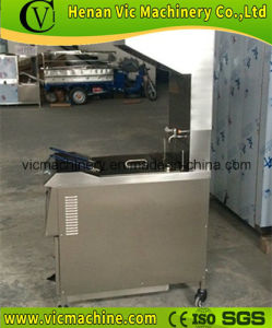 Durable Multifunction Fryer Machine with Oil Filtration System pictures & photos