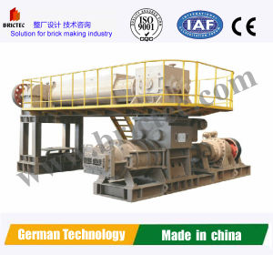 China Manufactruring Automatic Soil Red Brick Machine pictures & photos