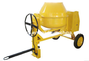 Mini Diesel Concrete Mixer Cm350 pictures & photos
