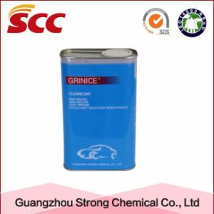 Good Quality China Supplier 2k Paint Exporter Auto Solid Coating pictures & photos
