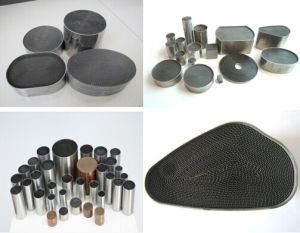 Honeycomb Catalyst for Vehicle Exhaust System of Metal Material pictures & photos