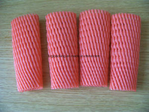 Size Customizable Food Grade Fruit and Vegetable Packaging EPE Foam Plastic Mesh Netting pictures & photos