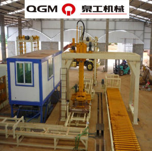 Concrete Hollow Block Making Machine pictures & photos