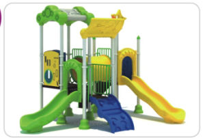 Children Outdoor Playground (QQ14037-1) pictures & photos
