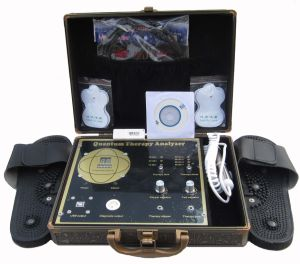 Quatum Resonance Magnetic Analyzer with Tens System