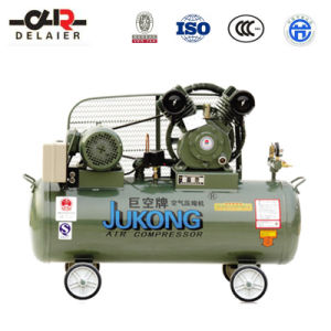 DLR Industrial Piston Air Compressor V-0.8/8